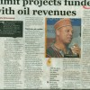 """<div class=""""qa-status-icon qa-unanswered-icon""""></div>Limit Project Funded with oil revenues"""