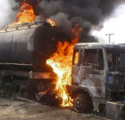 """<div class=""""qa-status-icon qa-unanswered-icon""""></div>Four fuel tankers destroyed by fire at Bost depot in Buipe"""