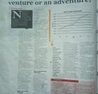 "<div class=""qa-status-icon qa-unanswered-icon""></div>GOIL going upstream; a venture or an adventure?"