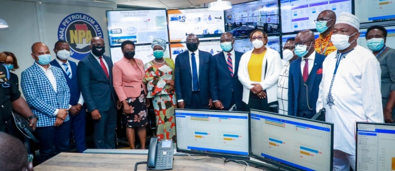 "<div class=""qa-status-icon qa-unanswered-icon""></div>Veep Bawumia launches NPA's Digital Retail Outlet Fuel Monitoring System"