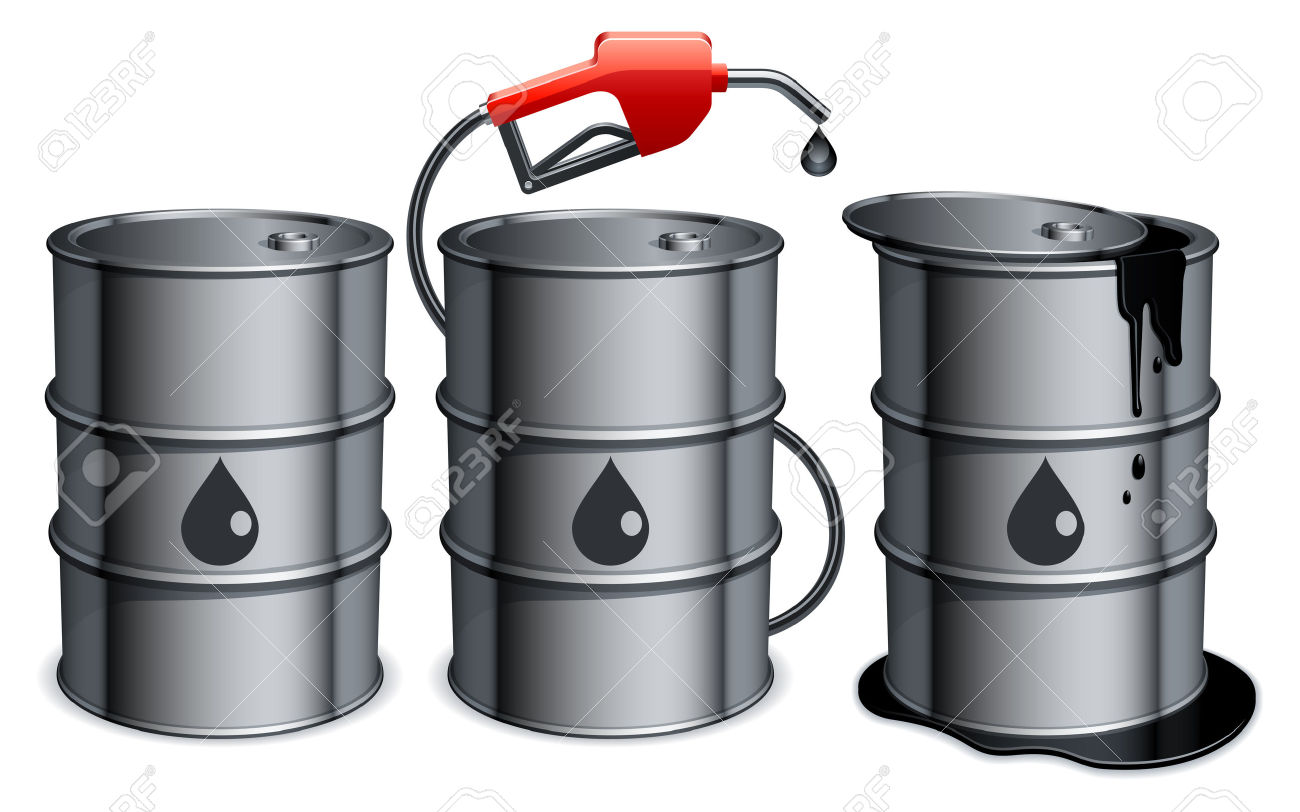 Oil stock options