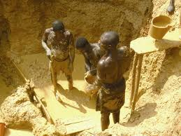 galamsey operators