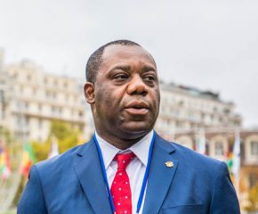 Personality of the Month: Dr. Matthew Opoku Prempeh